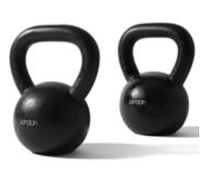 Kettle Bell sets Black GA7014