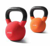 Kettle Bell sets Neoprene coloured GA7015