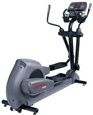 Life Fitness 9500HR Cross Trainer Next Generation