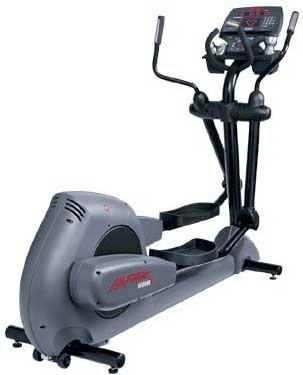 Life Fitness 9500HR Cross Trainer Next Generation