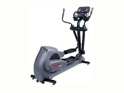 Life Fitness 9500 Crosstrainer full commercial range (fully refurbished)