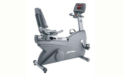 Life Fitness 95Ri Recumbent Cycle full commercial range (fully refurbished)