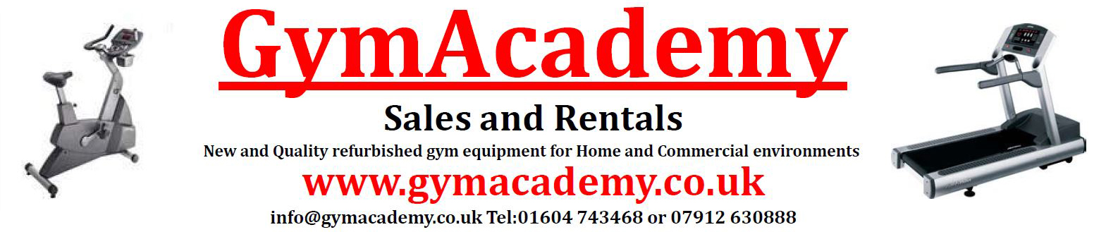New and Used Gym Equipment Northamptonshire