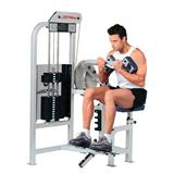 Life Fitness Abdominal Machine