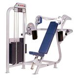 Life Fitness Pullover Machine