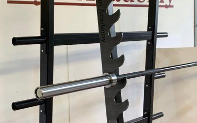 New! Gym Academy Squat Rack