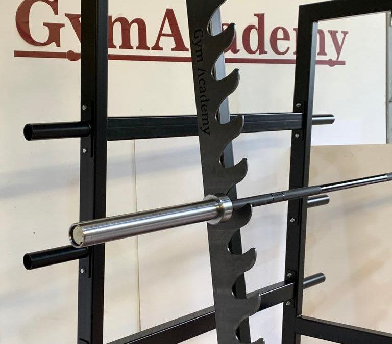 New! Gym Academy Squat Rack