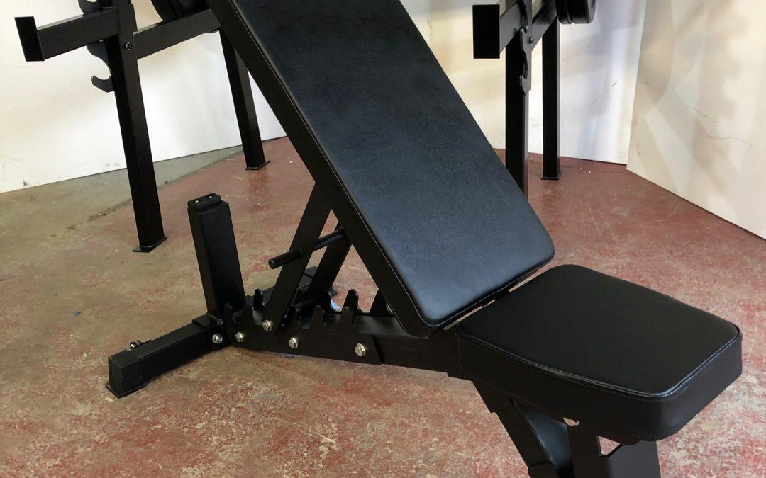 GA Commercial Grade Adjustable Bench
