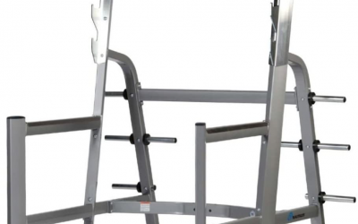 New Nautilus Squat Rack